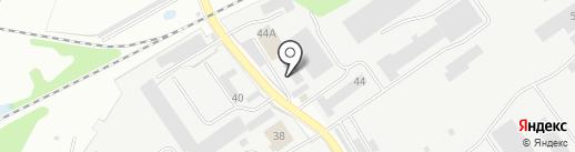 АВТО-ДЕЛО на карте Ульяновска