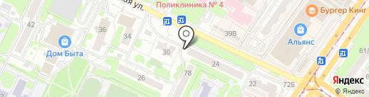 Оптово-розничная компания по продаже мягких игрушек на карте Ульяновска