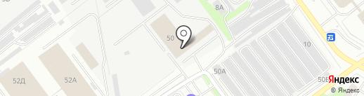 Автосервис по развал-схождению 3D на карте Ульяновска