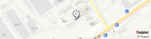 Custom на карте Ульяновска