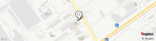 AGREGAT SERVICE на карте Ульяновска
