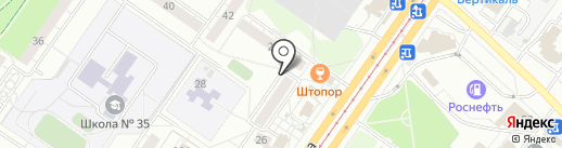 ПрофРитуал на карте Ульяновска