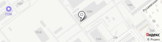 Пит-стоп на карте Ульяновска