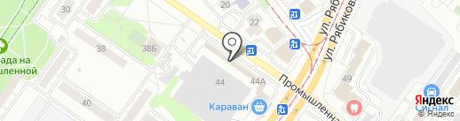 Лавка здоровья на карте Ульяновска