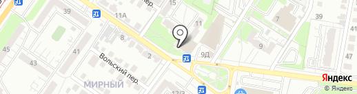 Любимая игрушка на карте Ульяновска