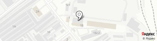 СпецСтройЭксперт на карте Ульяновска