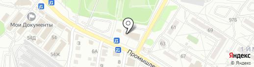 Ульяновская лаборатория строительно-технической экспертизы на карте Ульяновска