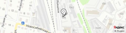 Ритус на карте Ульяновска