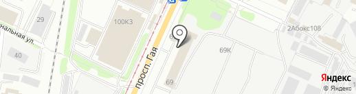 Центр Монтажа на карте Ульяновска