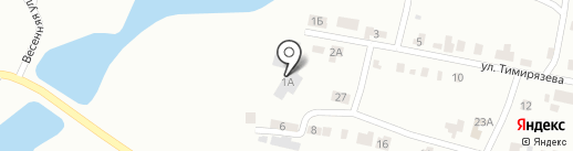 Мебельрай на карте Волжска