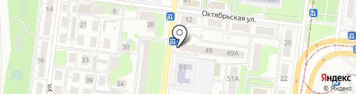 ТРИдерм+ на карте Ульяновска