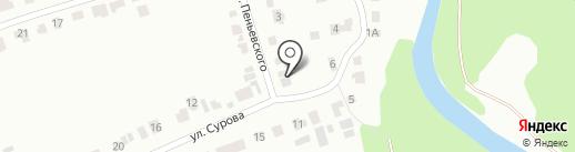 Профтон73 на карте Ульяновска