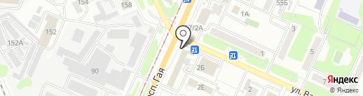 Dixis на карте Ульяновска