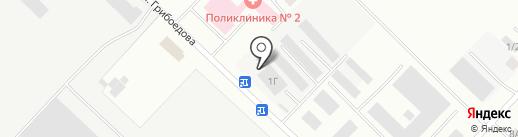 Мастер опт на карте Волжска