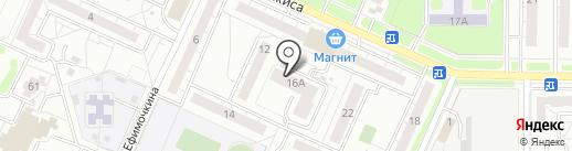 Лидер на карте Ульяновска