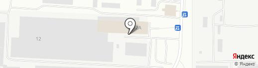 К7 на карте Ульяновска