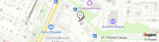 Big Event на карте Ульяновска