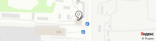 Симбирскгерметик на карте Ульяновска