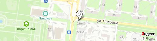 Хорошее дело на карте Ульяновска
