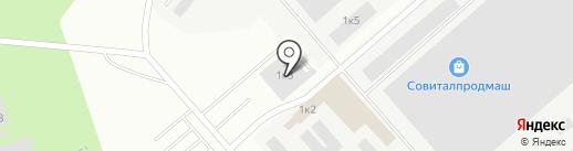 XXI Век на карте Волжска