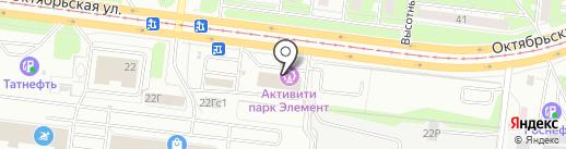 Сервисная компания на карте Ульяновска