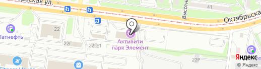 цифра.tv на карте Ульяновска