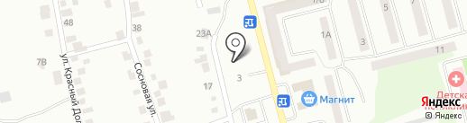 Атмосфера уюта на карте Волжска