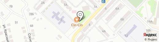 Comepay на карте Волжска