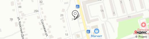 Компания 27 на карте Волжска