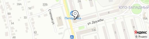 Салон кухонной мебели на карте Волжска