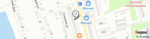 Creativ на карте Волжска