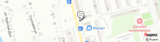 Твой на карте Волжска