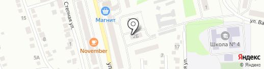 Наша мебелька на карте Волжска