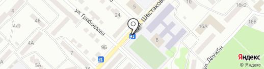 БукетБутик на карте Волжска