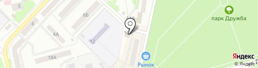 ПиFFко на карте Волжска