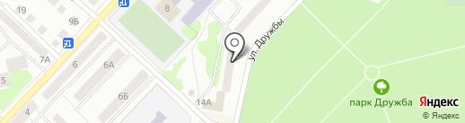 Техно Молд на карте Волжска