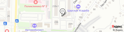 Магазин детских электромобилей и гироскутеров на карте Ульяновска