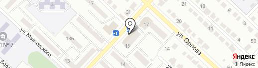 Ремонт на карте Волжска