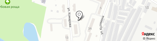 Вирок на карте Волжска