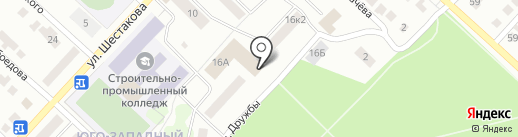 Сектор по делам молодежи г. Волжска на карте Волжска