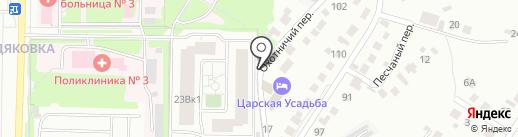 ГрафинЪ на карте Ульяновска