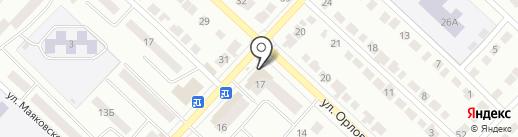 Три идеи на карте Волжска