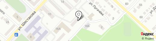 Адвокатский кабинет Купцов А.М. на карте Волжска