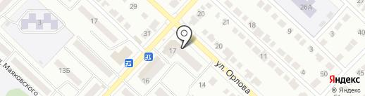 Звениговские колбасы на карте Волжска
