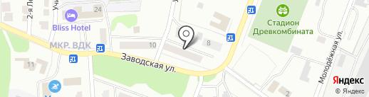 СофтТерм на карте Волжска