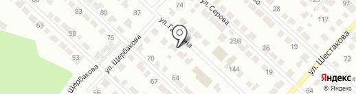 Авторелакс на карте Волжска
