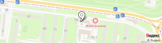 Чайхана-бар на карте Ульяновска