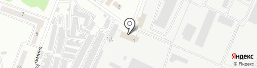 Волжский центр подготовки кадров на карте Волжска