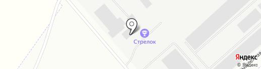 Агни на карте Волжска
