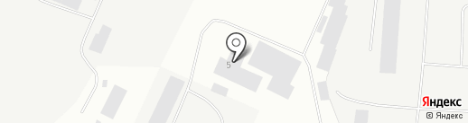 Матрица на карте Волжска